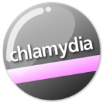 Chlamydia-button