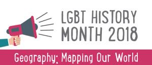 LGBT History month 2018